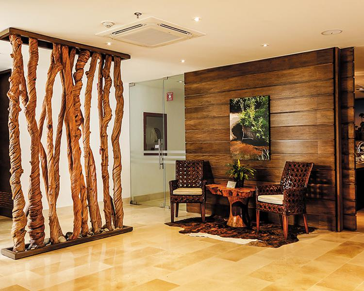 Lobby ESTELAR Yopal Hotel
